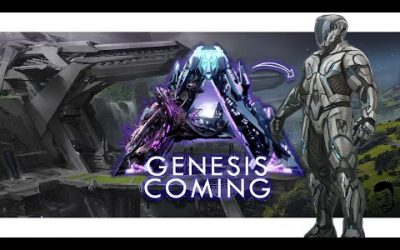 ARK Genesis II Chronicles Update TODAY! Release Date this Weekend? ARK Community News