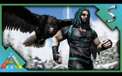 RAIDING ARGENTAVIS NESTING GROUNDS! – Modded ARK The Hunted [E23]