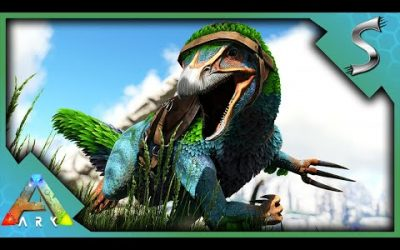 I MUTATED THE PERFECT THERIZINOS TO TAKE DOWN THE DRAGON! – ARK Survival Evolved [E86]