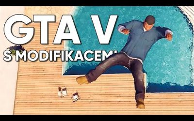 2. Grand Theft Auto V s modifikacemi – Chaos Mod